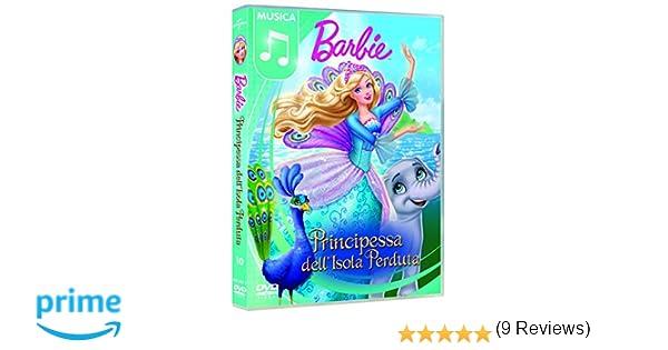 Barbie la principessa dell isola perduta amazon cartoni