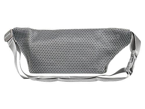 CloSoul Direct Damen Herren Hüfttasche Multi-Function Gürteltasche Bauchtasche mit kopfhörerloch einfach Grün