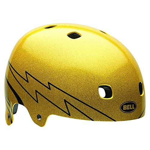 Bell Fahrradhelm Segment, Gold Flake 500, 55-59 cm, 210061041