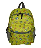 President Kiddy Polyester 15 liters Lime Backpack best price on Amazon @ Rs. 399