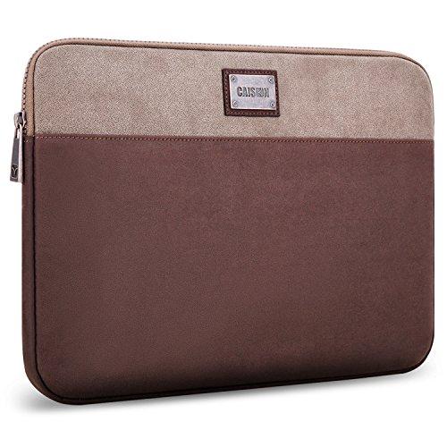 CAISON 14 Zoll Laptophülle Tasche für HP 14 Stream 14/14 Zoll Lenovo IdeaPad 330 320 120 720 Yoga 530 520 / Dell Inspiron 14 / Acer Aspire 1/13,5