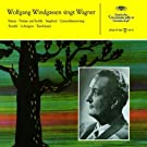 Wolfgang Windgassen Singt Wagner