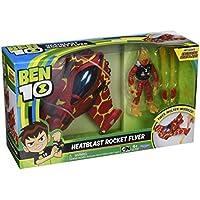 Ben Heatblast Giochi Figuras Juegos Y 10 Juguetes Ben02700 fY7y6bg