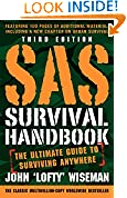 #8: SAS Survival Handbook, Third Edition: The Ultimate Guide to Surviving Anywhere