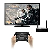 Demiawaking MEasy GP800 USB Wireless Touchpad Luft Maus Tastatur Gamepad fuer Android PC Smart TV