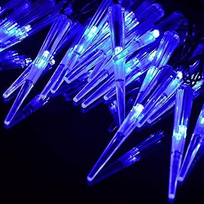 Nipach-GmbH-60er-LED-Eiszapfenkette-Lichterkette-Beleuchtung-Weihnachten-Party-Deko