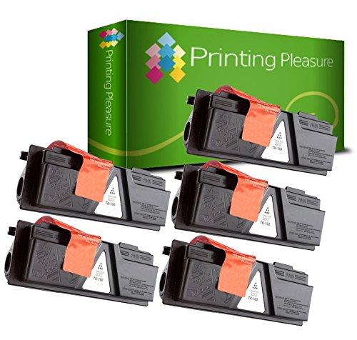 Preisvergleich Produktbild 5 Toner kompatibel zu TK-160 für Kyocera Mita FS-1120D FS-1120DN - Schwarz, hohe Kapazität