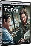 The Post  (Blu-Ray 4K Hd+Blu-Ray)
