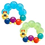 Shopaholic baby Wonderful play Group teether With Sterilized Water - 306D