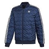 Adidas Superstar Quilted Jacke Herren dunkelblau, XS - 42