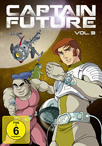 Captain Future - Vol. 3 [2 DVDs]