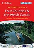 Collins/Nicholson Waterways Guides (4) – Four Counties and the Welsh Canals