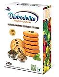 #4: Diabodelite Multi-Grain Sugar Free Cookies - 200 Grams - Jeera & Ajwain