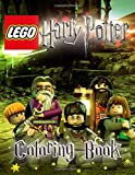 Lego Harry Potter Coloring Book: Funny Lego Coloring Books for Creative Kids Boys Girls