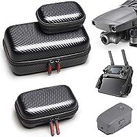 STARTRC de Transporte Bolsa para dji Mavic 2 Pro, Zoom, Cuerpo de Drone Plegable y Accesorio de Funda de Batería de Control Remoto