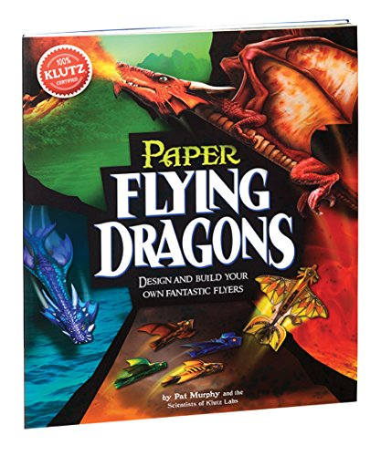 Flying Paper Dragons (Klutz) por Anne Akers Johnson