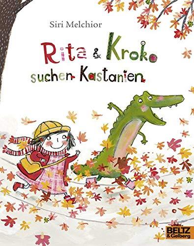 Rita und Kroko suchen Kastanien: Vierfarbiges Bilderbuch (MINIMAX) - Kastanien-serie