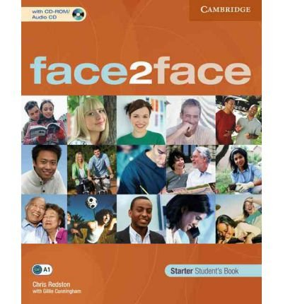 Face2face Starter Student's Book with CD-ROM/Audio CD (Face2face) (Mixed media product) - Common