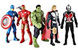 A2Z, Age of Ultron - Avengers 2, The New Super Heroes Big Power