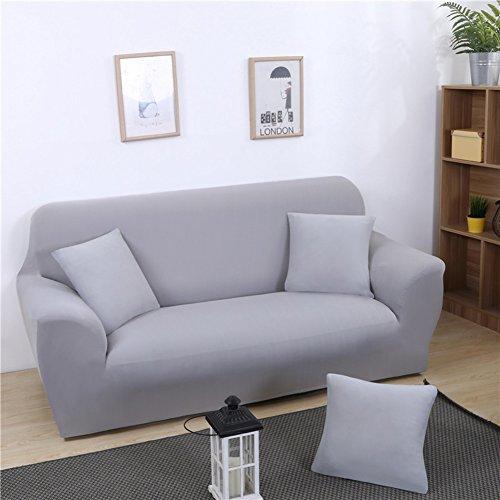 Love House Elástico Color Puro Cubre sofá
