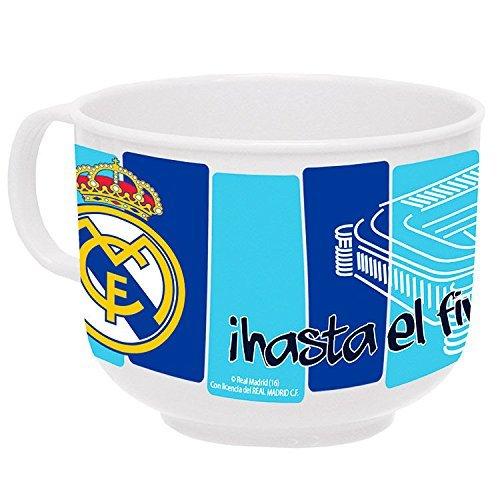 Tazón desayuno plastico 60cl de Real Madrid (2/60)