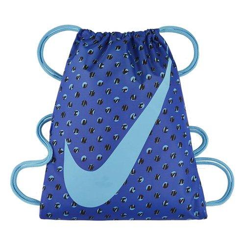Nike und NK gmsk-gfx Saiten Tasche, Unisex Kinder Kometblau/Lebendiger Himmel Blau