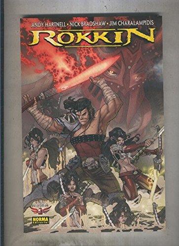 Alquimia numero 12: Rokkin