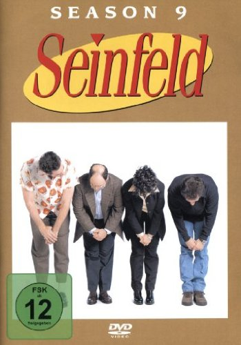 Seinfeld - Season 9 (4 DVDs)