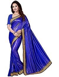 Ishin SolidParty Wear Wedding Wear Casual Wear Festive Wear New Collection Latest Design Trendy Women's Saree...