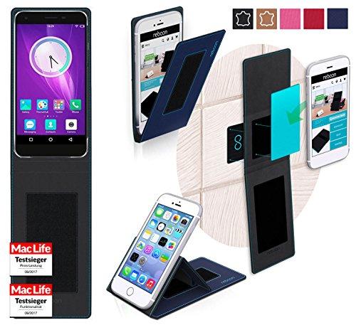 reboon Hülle für Elephone S1 Tasche Cover Case Bumper | Blau | Testsieger