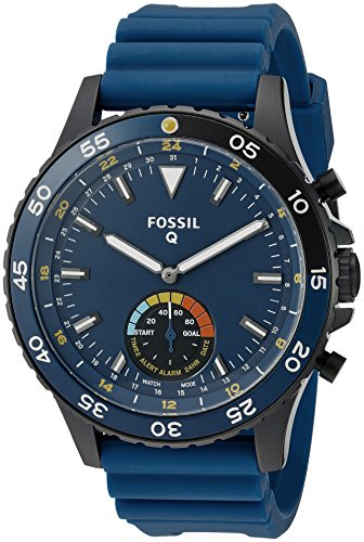Fossil FTW1125  Analog Watch For Unisex