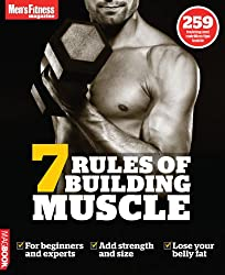 Men's Fitness 7 rules of building Muscle MagBook
