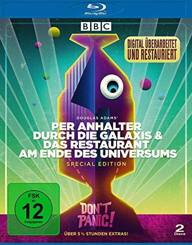 Per Anhalter durch die Galaxis & Das Restaurant am Ende des Universums [Blu-ray] - Fan Restaurant