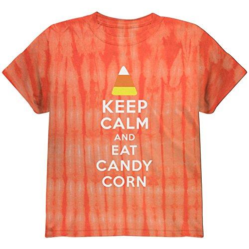 Old Glory Halloween Keep Ruhig Candy Corn Jugend -