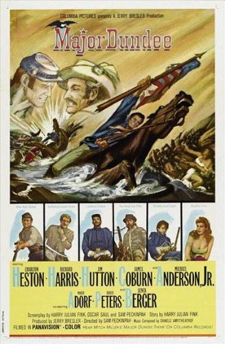 major-dundee-poster-de-pelicula-b-11-x-17-en-28-cm-x-44-cm-charlton-heston-richard-harris-james-cobu
