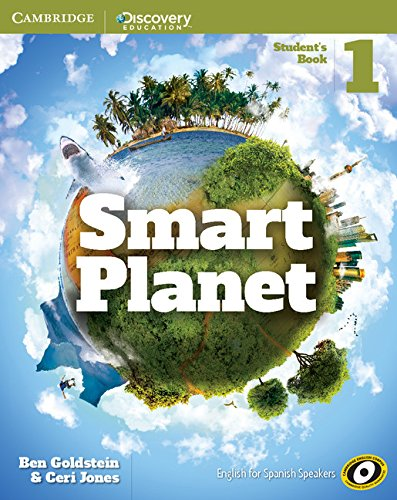 Smart Planet Level 1 Student's Book with DVD-ROM - 9788483239179 por Ben Goldstein