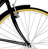 28 Zoll Herren Holland Fahrrad Adriatica Weekend Man, Farbe:schwarz - 4