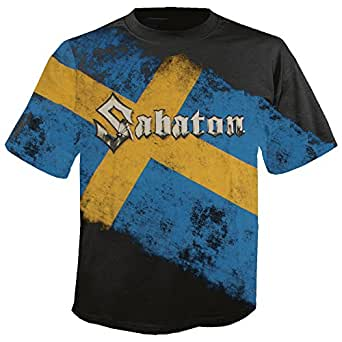 SABATON - Swedish Empire - Live - Deluxe - T-Shirt Größe XXL