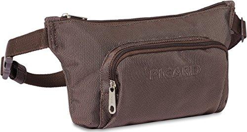 Picard Unisex-Erwachsene Hitec Stofftasche, 3x16x30 cm cafe