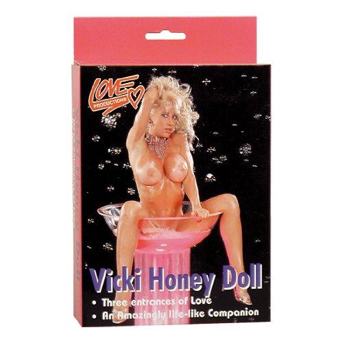 Preisvergleich Produktbild ZBF 6700001048 Vicky Honey Doll