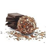 Badetrüffel - Schokolade 80g vegan, Bio Qualität