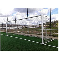 Softee Equipment 0013410 Juego de Redes Colegial, Blanco, S