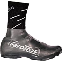 VeloToze Strong Low Shoe Covers latex-vtt Mixed, unisex, S-MTB-BLK-001-M, Black, M - 40,5/45,5