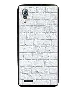 Techno Gadgets back Cover for Lava Iris Fuel 60
