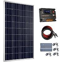 Pannello solare, Batteria 12V, 100W, Sistema di ricarica - Utensili elettrici da giardino - Confronta prezzi