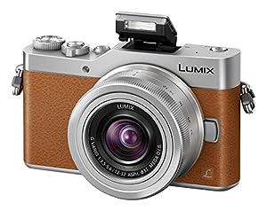 Panasonic DC-GX800KEBT Lumix G Compact System Camera - Tan (12 - 32 mm Lens, 4K Video and Photo)