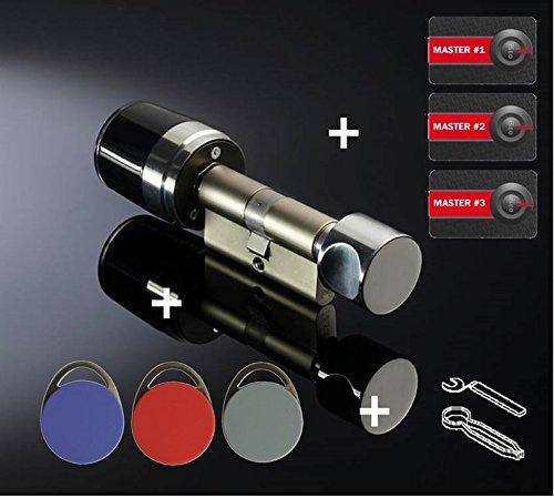 ISEO Libra Smart Elektronischer Schließzylinder mit App Bedienung thumbnail