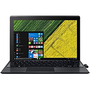 "Acer Switch SW312-31-P3FT - Ordenador 2 en 1 de 12.2"" (Intel Pentium N4200, 4 GB RAM, 128 GB eMMC, Intel HD Graphics, Windows 10); Negro - Teclado QWERTY Español"