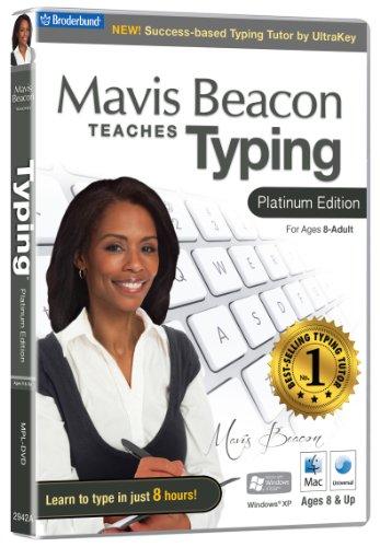 Mavis Beacon Teaches Typing Platinum Edition (PC/Mac) Test