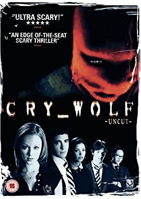 Cry Wolf Uncut [DVD] by Julian Morris